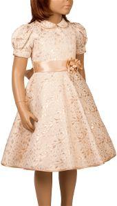 Платье для девочки Золотая Изабель